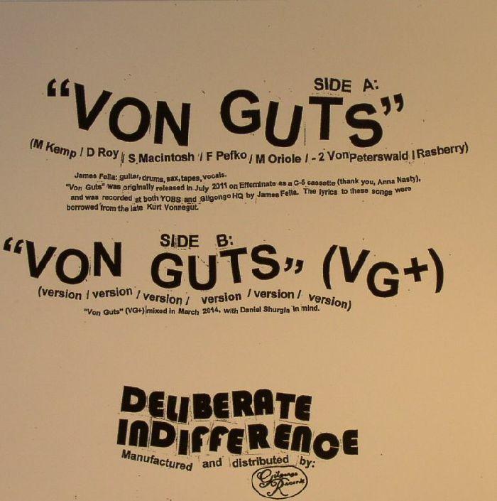 SOFT SHOULDER - Von Guts