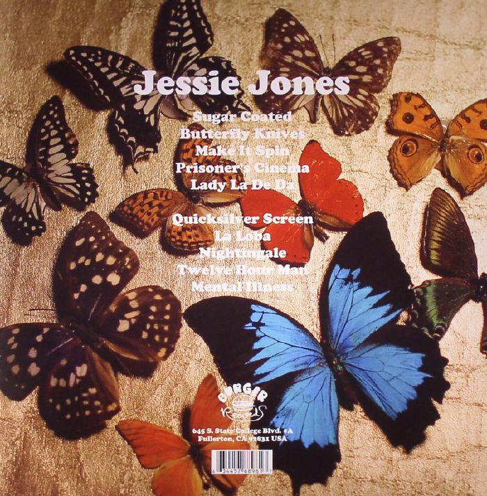 JONES, Jessie - Jessie Jones