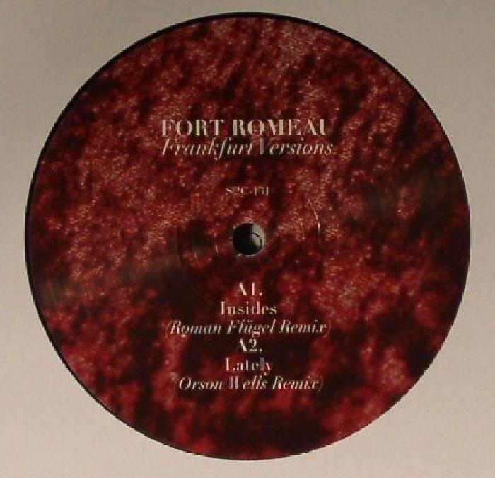 FORT ROMEAU - Frankfurt Versions