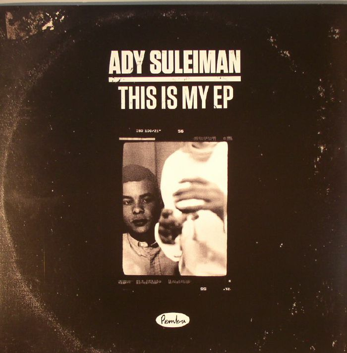 SULEIMAN, Ady - This Is My EP