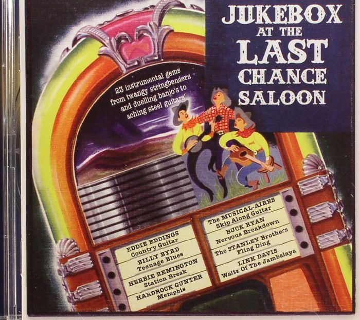VARIOUS - Jukebox At The Last Chance Saloon