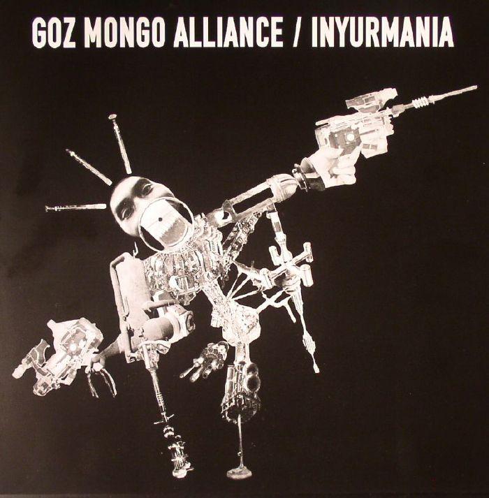 GOZ MONGO ALLIANCE/INYURMANIA - Goz Mongo Alliance/Inyurmania