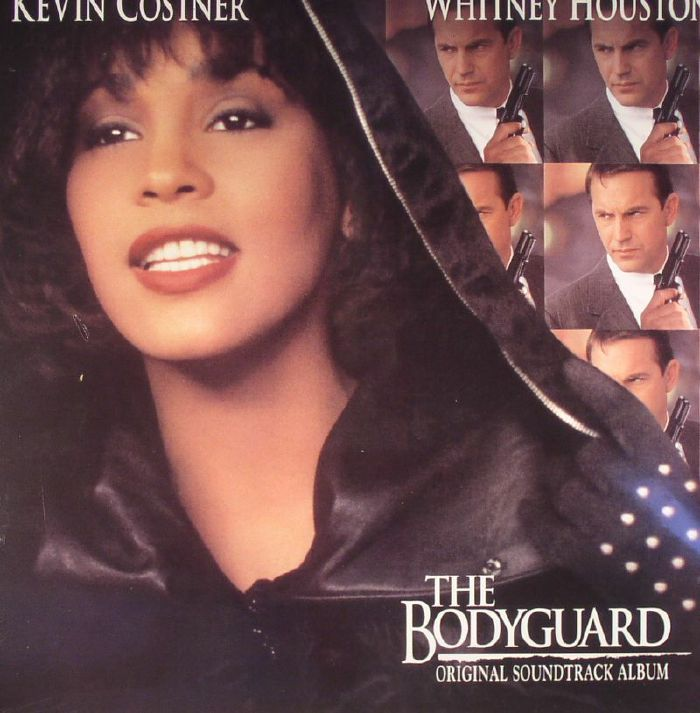 Whitney Houston Various The Bodyguard Soundtrack Vinyl