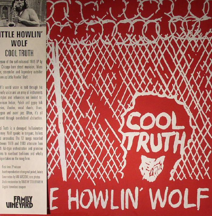 LITTLE HOWLIN WOLF - Cool Truth