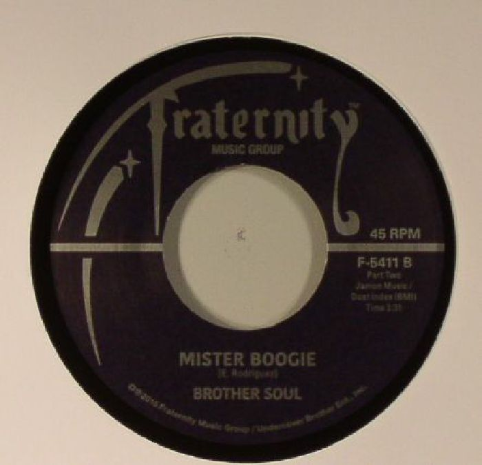 BROTHER SOUL - Train Song