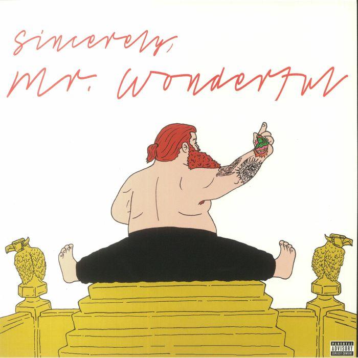 ACTION BRONSON - Mr Wonderful