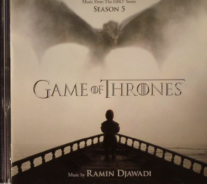 DJAWADI, Ramin - Game Of Thrones Season 5 (Soundtrack)