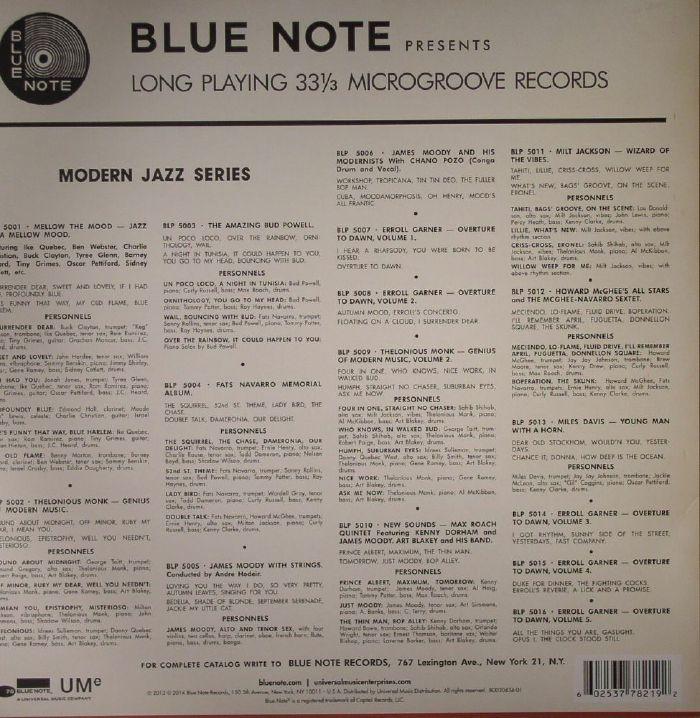 MONK, Thelonious - Genius Of Modern Music Vol 2