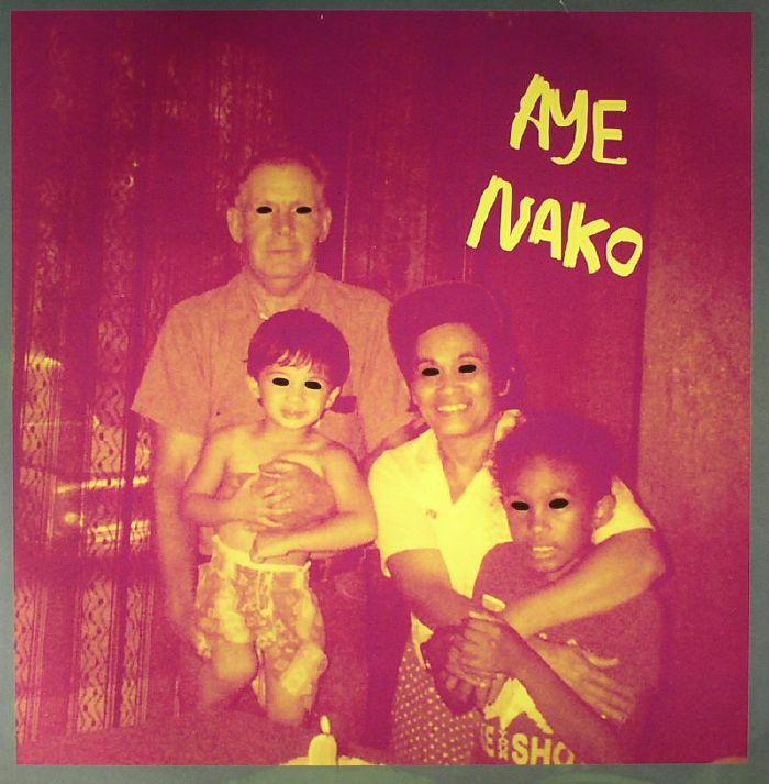 AYE NAKO - The Blackest Eye