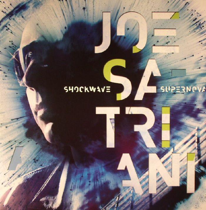 SATRIANI, Joe - Shockwave Supernova