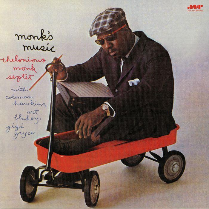 THELONIOUS MONK SEPTET - Monk's Music