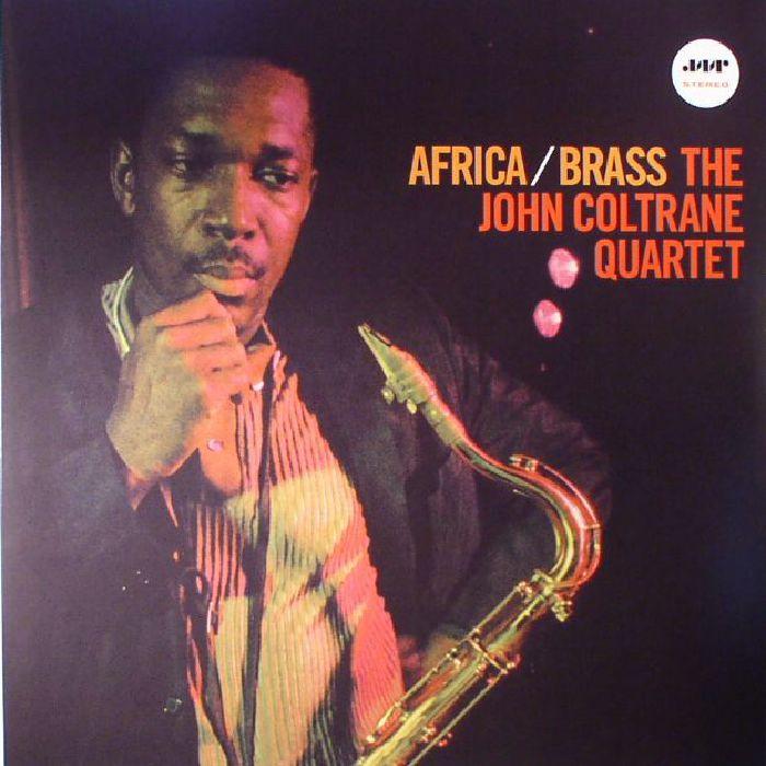 JOHN COLTRANE QUARTET, The - Africa/Brass