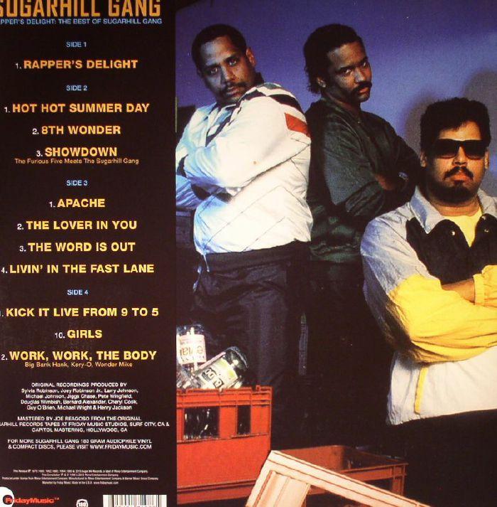 SUGARHILL GANG - Rapper's Delight: The Best Of Sugarhill Gang