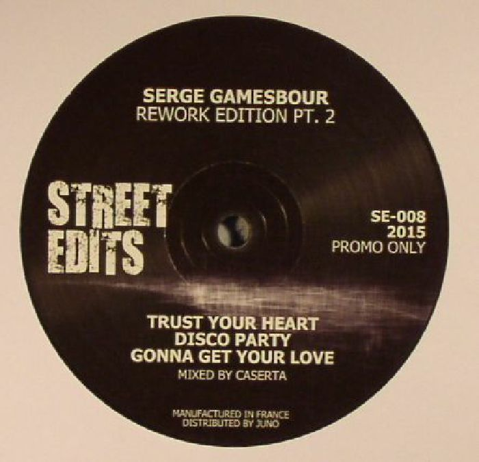 GAMESBOURG, Serge - Rework Edition Pt 2