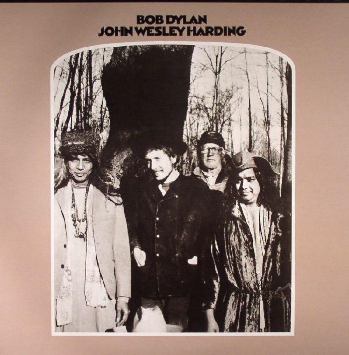 DYLAN, Bob - John Wesley Harding