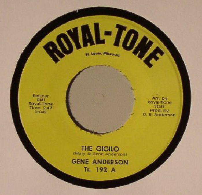 ANDERSON, Gene - The Gigilo