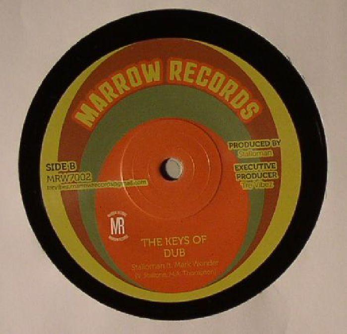STALLOMAN feat MARK WONDER - The Keys Of Progress