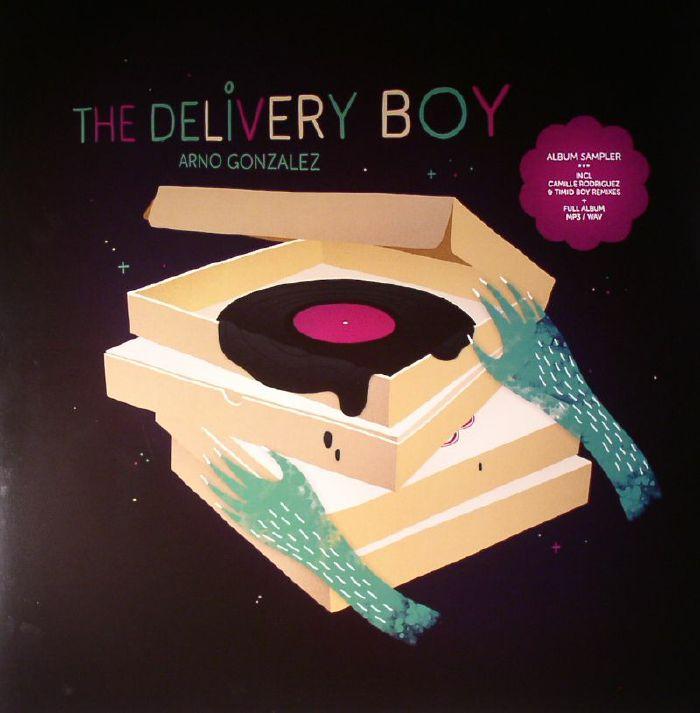 GONZALEZ, Arno - The Delivery Boy: Album Sampler