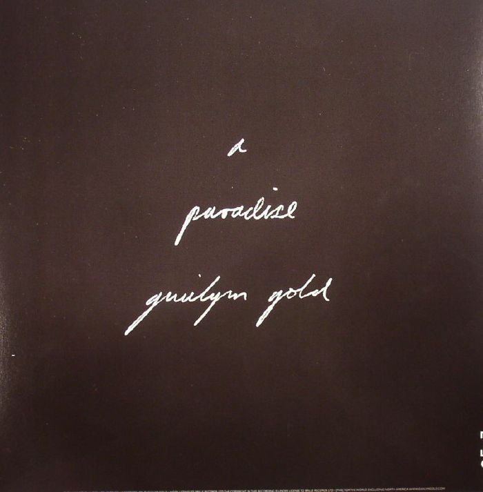 GWILYM GOLD - A Paradise