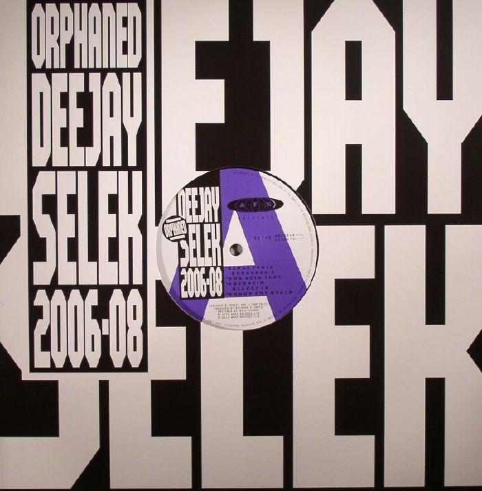 AFX - Orphaned Deejay Selek 2006-2008