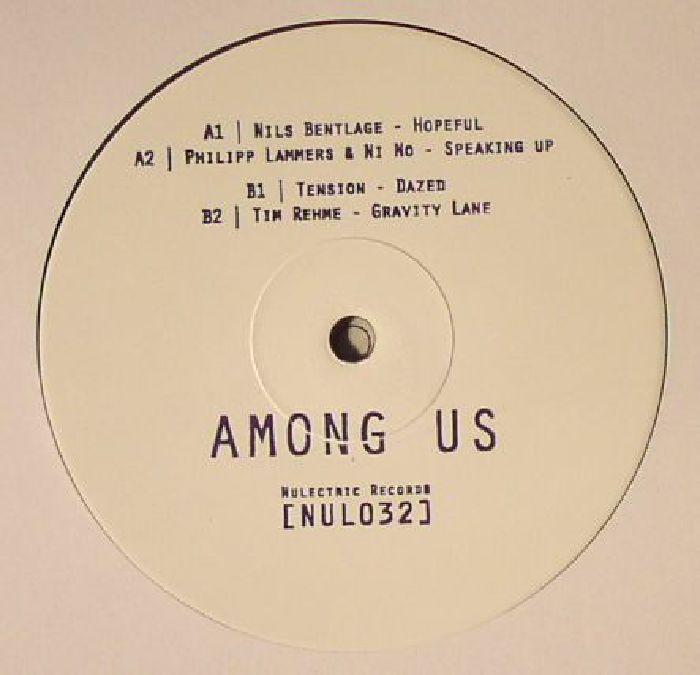 BENTLAGE, Nils/PHILIPP LAMMERS/NI NO/TENSION/TIM REHME - Among Us EP