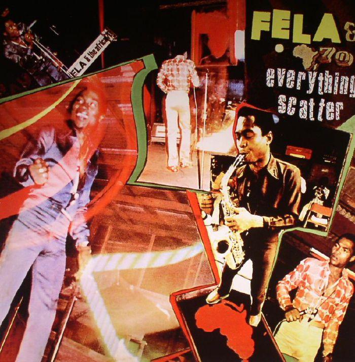 KUTI, Fela/AFRICA 70 - Everything Scatter