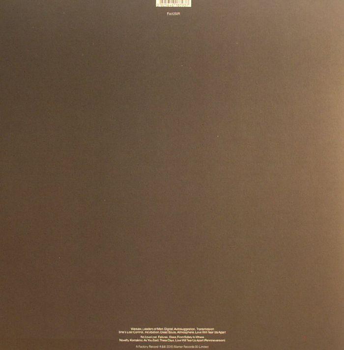 JOY DIVISION - Substance 1977-1980 (remastered)