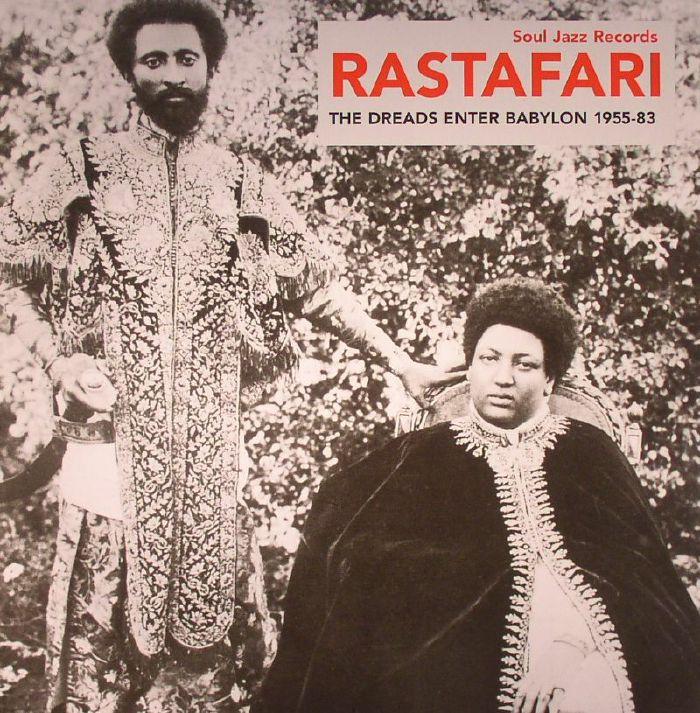 VARIOUS - Soul Jazz Records: Rastafari The Dreads Enter Babylon 1955-83