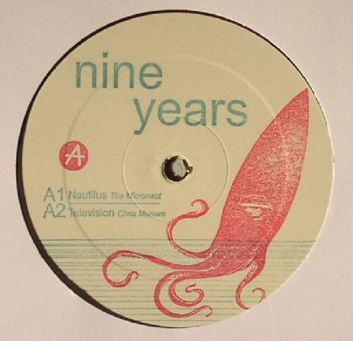 MICRONAUT, The/CHRIS MANURA/MATHIAS ACHE/MULE/MAC KEE - Nine Years