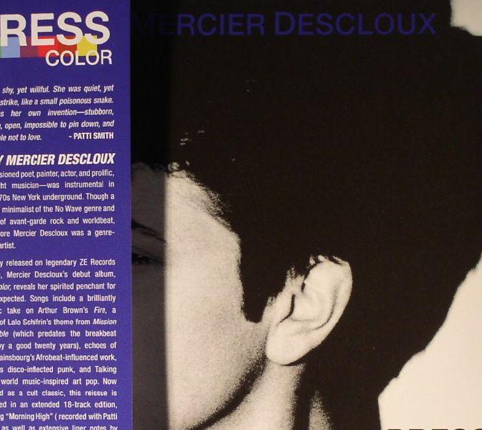 Lizzy Mercier Descloux - Calypso Moguls