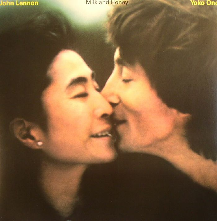LENNON, John/YOKO ONO - Milk & Honey