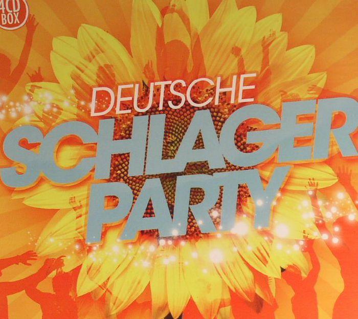 VARIOUS - Deutsche Schlager Party
