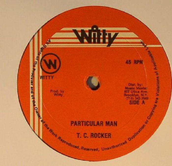 TC ROCKER - Particular Man (warehouse find: slight sleeve wear)