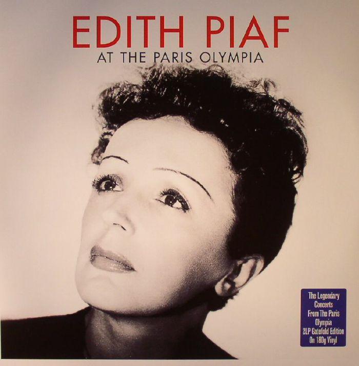 PIAF, Edith - At The Paris Olympia