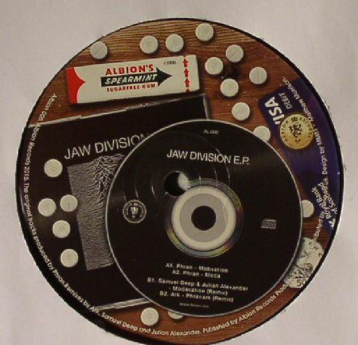 PHRAN/ARK/SAMUEL DEEP & JULIAN ALEXANDER - Jaw Division EP