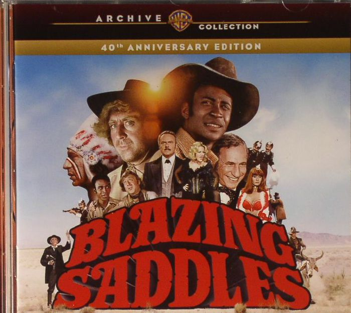 MORRIS, John/VARIOUS - Blazing Saddles (Soundtrack) (40th Anniversary Edition)
