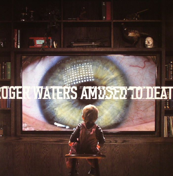 Roger Waters Amused To Death Vinyl At Juno Records