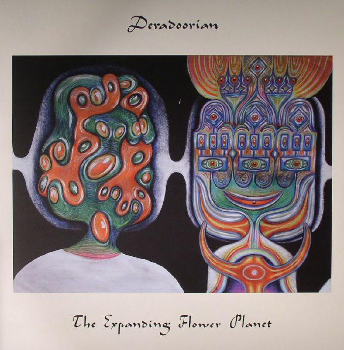 DERADOORIAN - The Expanding Flower Planet