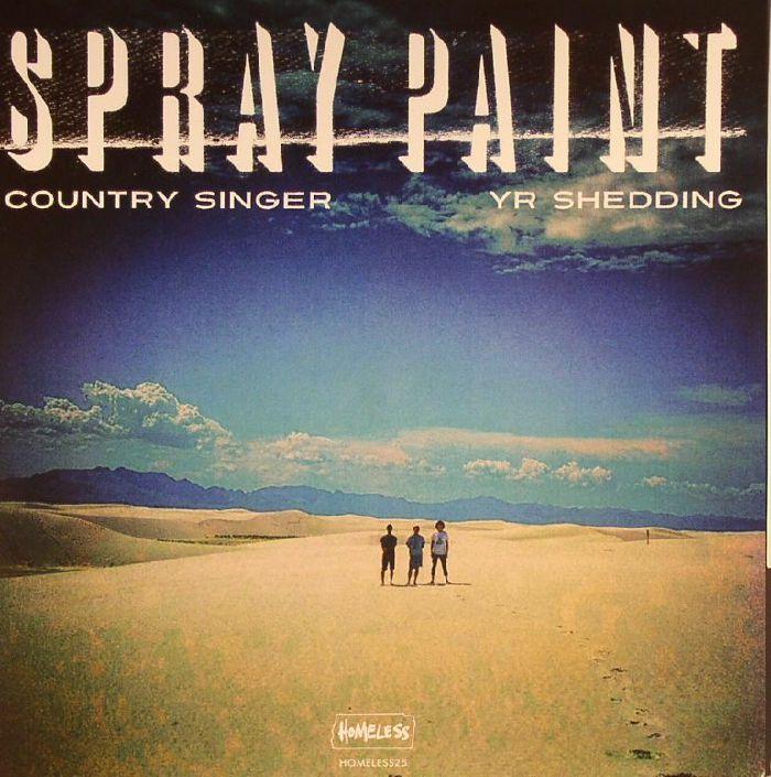 SPRAY PAINT/EXEK - Spray Paint/Exek
