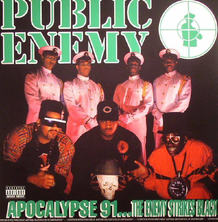PUBLIC ENEMY - Apocalypse 91: The Enemy Strikes Black