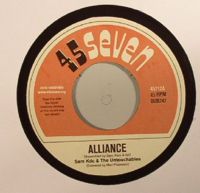 SAM KDC/THE UNTOUCHABLES - Alliance