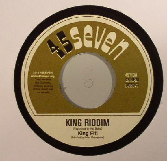 KING FIFI - King Riddim