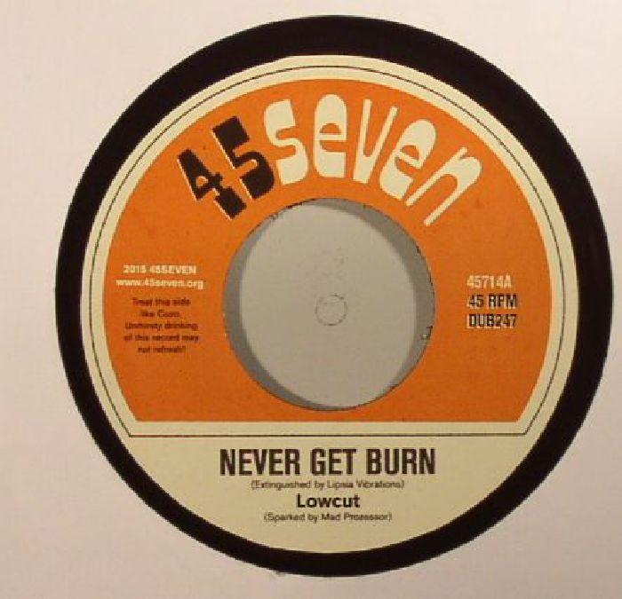 LOWCUT - Never Get Burn