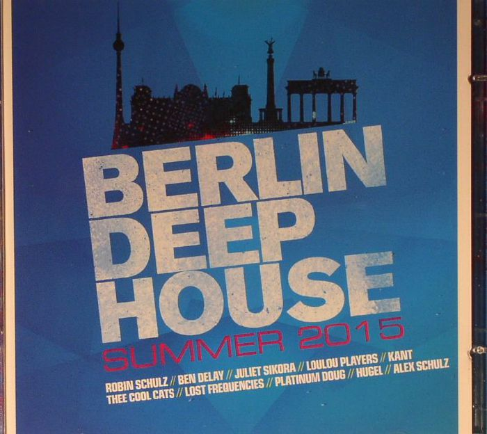 Various berlin deep house summer 2015 vinyl at juno records for Juno deep house