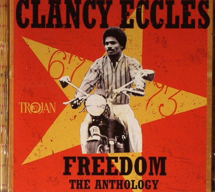 ECCLES, Clancy/VARIOUS - Freedom: The Anthology