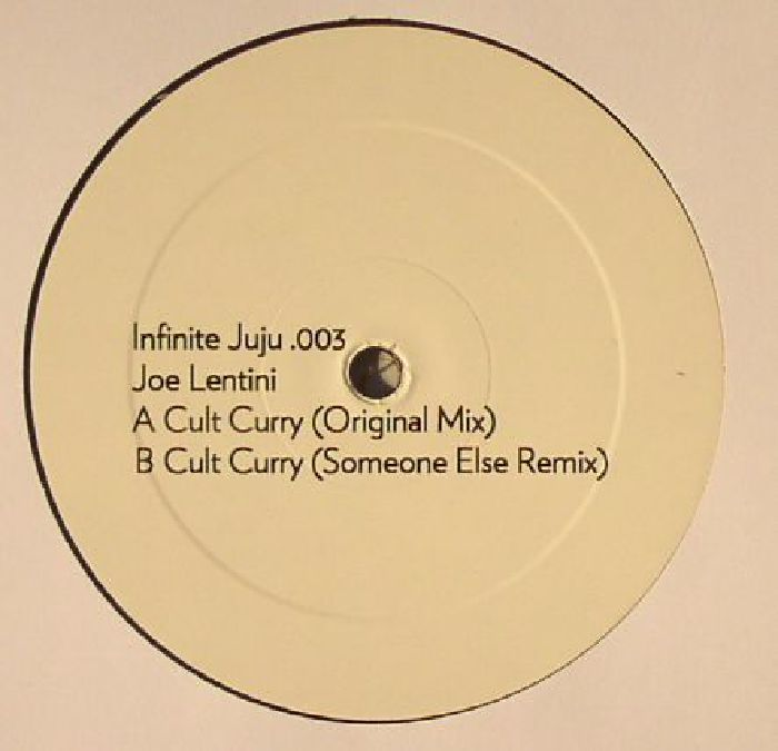 LENTINI, Joe - Cult Curry