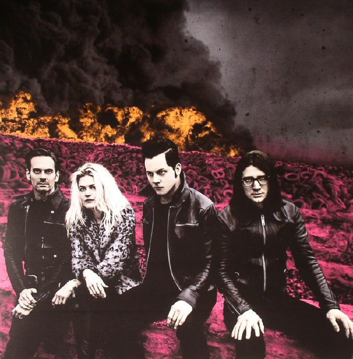 DEAD WEATHER, The - Dodge & Burn