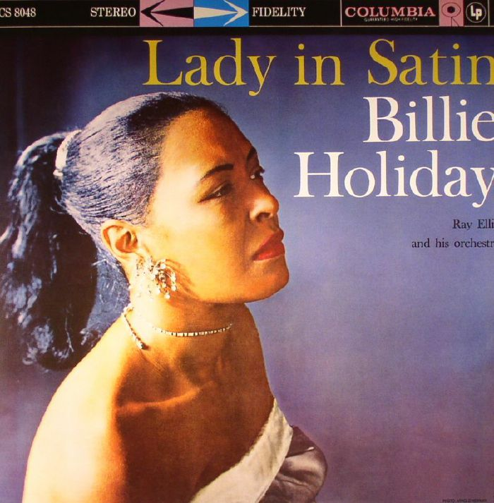 HOLIDAY, Billie with RAY ELLIS & HIS ORCHESTRA - Lady In Satin