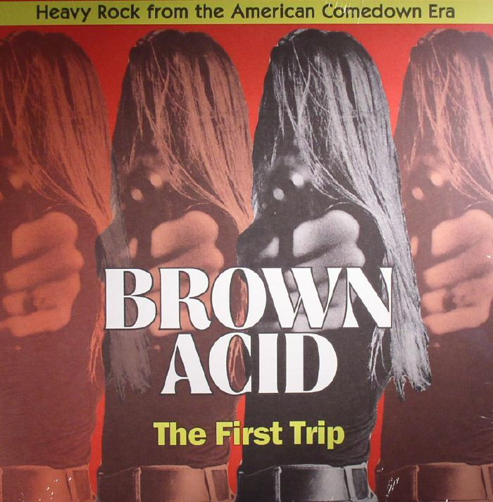 VARIOUS Brown Acid: The First Trip vinyl at Juno Records