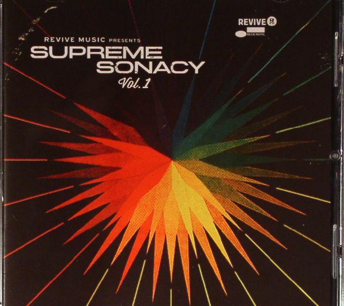 VARIOUS - Revive Music Presents Supreme Sonacy Vol 1